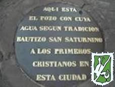 Pocico de San Cernin al comienzo de la Calle Mayor